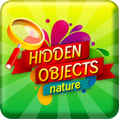 Hidden Objects Nature Theme icon