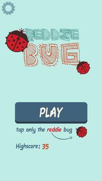 Reddie Bug poster