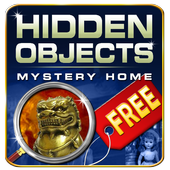 Hidden Object - Mystery Home icon