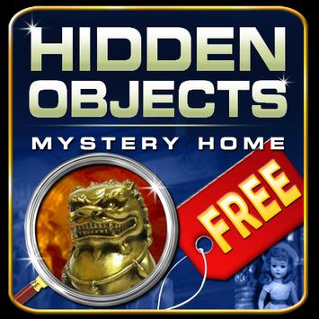 Hidden Object - Mystery Home poster