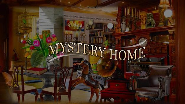 Hidden Object - Mystery Home apk screenshot