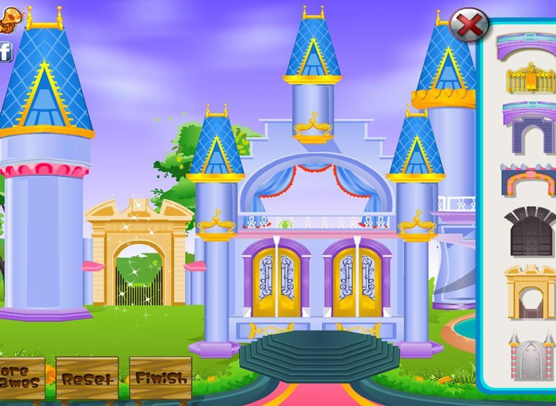 My Princess Decorating Castle Apk Download Free Simulation Game For Android