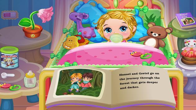 Baby Tina - Bedtime Story apk screenshot