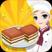 Tessa's Tiramisu cooking game icon