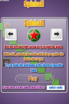 Matica Spinball poster