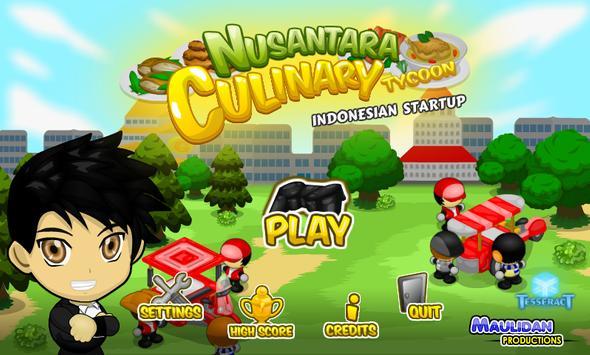 Nusantara Culinary Tycoon poster