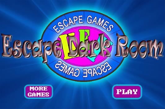 EscapeDarkRoom poster