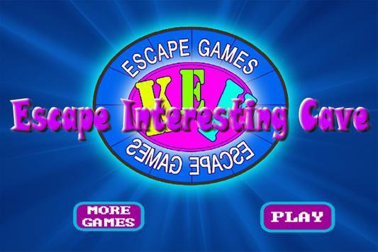 EscapeInterestingCave poster