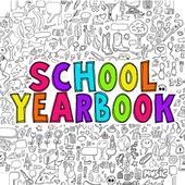 School Year Book icon