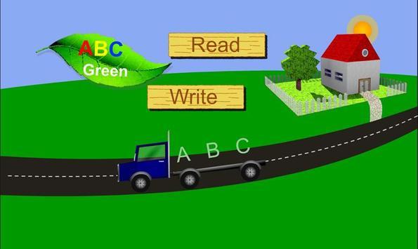 ABC Green Lite poster
