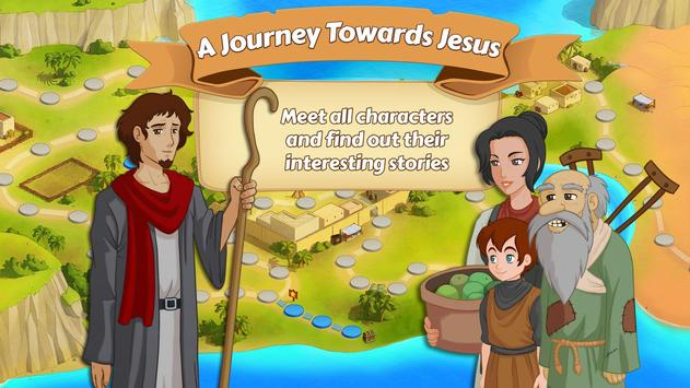 A Journey Towards Jesus poster