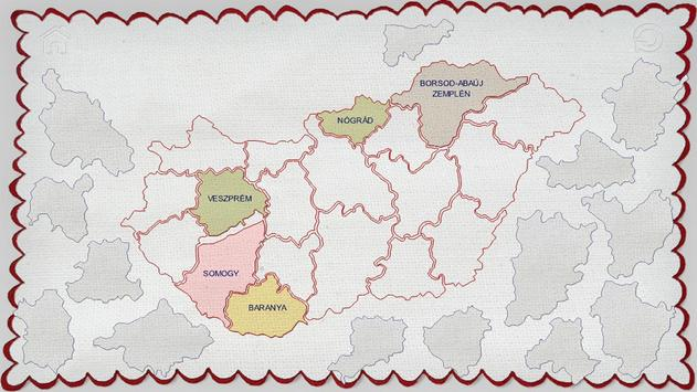 Counties of Hungary screenshot 2
