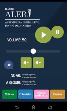 Rádio Alerj poster