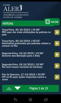 Rádio Alerj apk screenshot