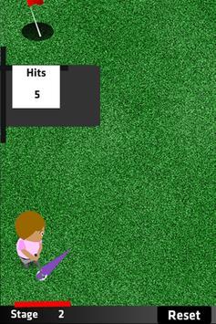 Minigolf apk screenshot