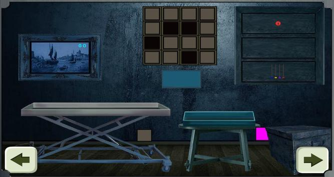 The Mortuary Escape screenshot 1