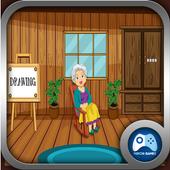 Escape Games Grandmas Room 2 icon