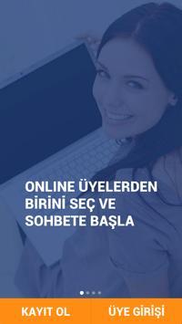 Yaramaz.com - Görüntülü Sohbet apk screenshot