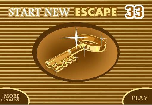 START NEW ESCAPE 033 poster