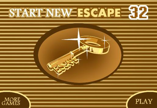 START NEW ESCAPE 032 poster