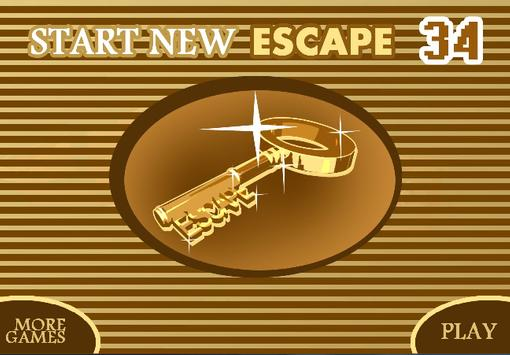 START NEW ESCAPE 034 apk screenshot