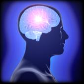 Brain game icon