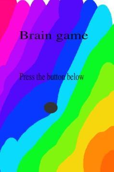Brain game poster