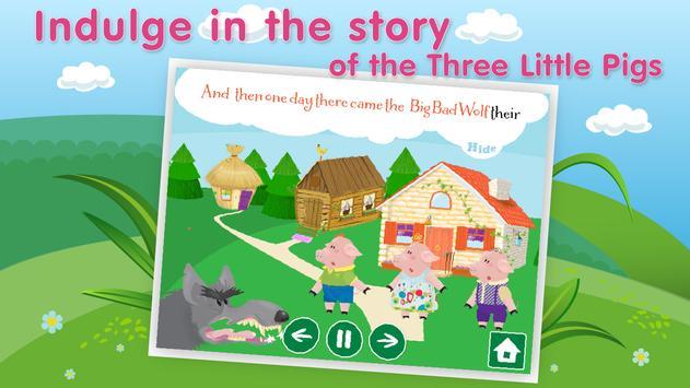 Three Little Pigs Lite screenshot 7