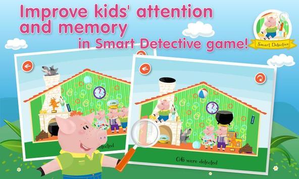 Three Little Pigs Lite screenshot 6