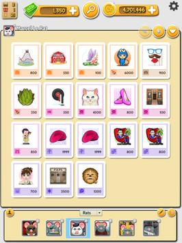 PackRat Card Collecting Game apk screenshot