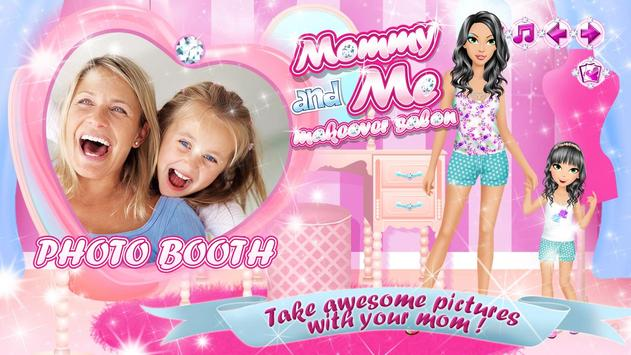 Mommy and Me Makeover Salon apk screenshot