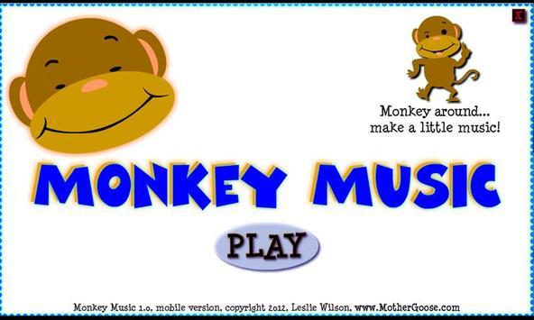 Monkey Music poster