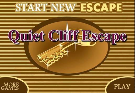 QuietCliffEscape poster