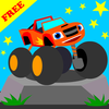 Monster Car Puzzle Kids icon