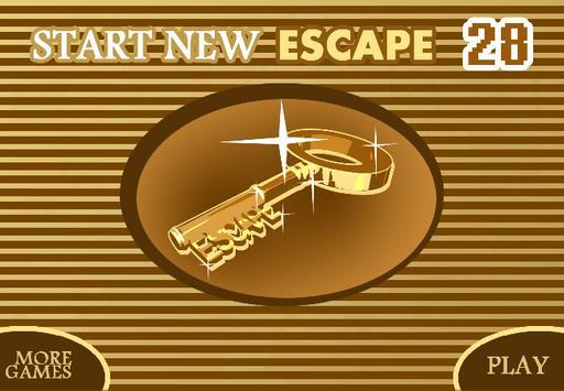 START NEW ESCAPE 028 apk screenshot