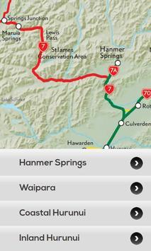 Hanmer Springs Hurunui Guide screenshot 1
