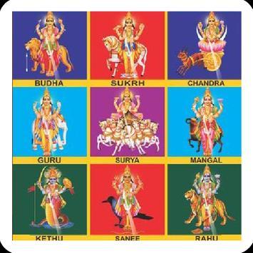 navagraha temple in tamilnadu poster