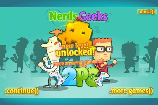 Nerds Vs Geeks apk screenshot