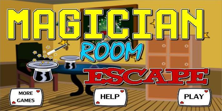Escape Game L12- Magician Room apk screenshot