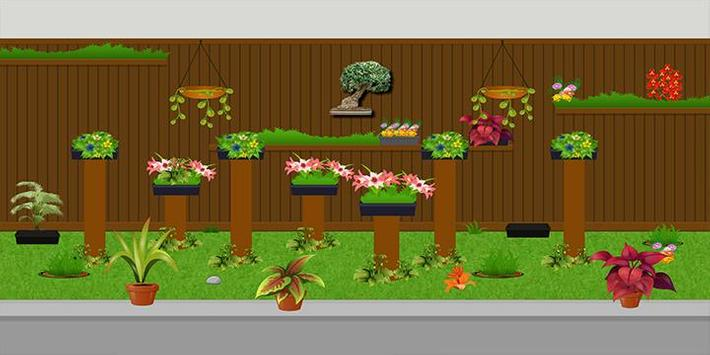 EscapeGame L19 - Bonsai Garden apk screenshot
