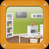 Green Living Room Escape icon