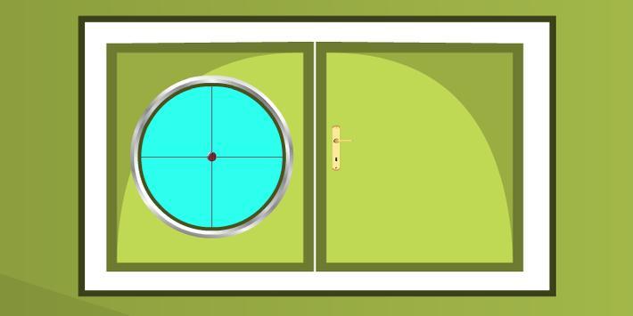 Green Living Room Escape screenshot 5