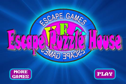 EscapePuzzleHouse poster