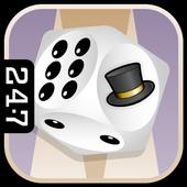 New Year's Backgammon icon