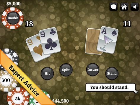New Year's Blackjack screenshot 8