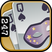 New Year's Spades icon