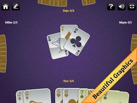 New Year's Spades screenshot 11