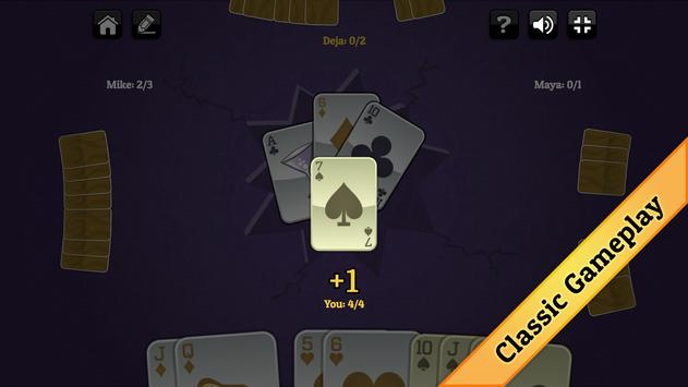 New Year's Spades screenshot 2