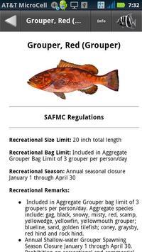 SA Fishing Regulations screenshot 2
