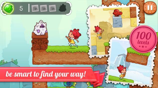 Hilomi - Cute photo quest apk screenshot